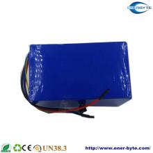 E-Motor LiFePO4 Battery Pack 72V 50ah