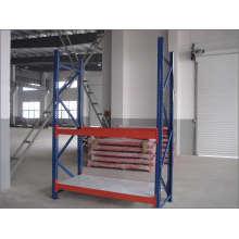Prateleira de armazenamento de metal para armazém pesado