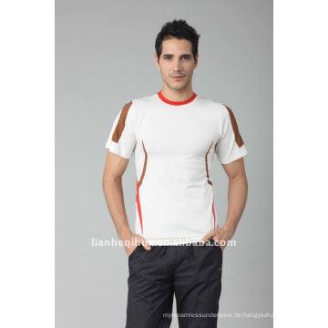 Mode nahtlose Herren Sportbekleidung