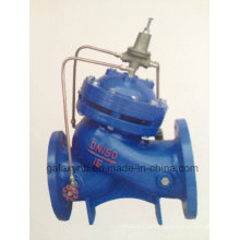 "New Durble Pressure Regulating Ball Valve 3/4"" Male Thread"