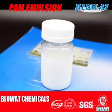 Анионный pam эмульсии (PHPA) для нефтяных и газовых месторождений-Ae208
