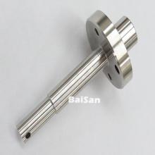 Procesamiento mecánico de piezas de eje de aleación de aluminio
