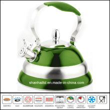New Product Stainless Steel Whistle Kettle Kitchenware