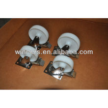 "3"" 4"" 5"" Nylon casters and wheel"
