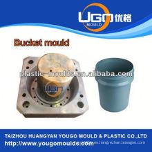 Molde de plástico de fábrica / nuevo diseño de molde para cubo en China