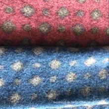 Regeneriertes Polyester-Grobnadel-Wolltuch
