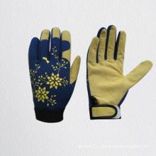Economy Pig Split Leather Mechanic Glove-7318