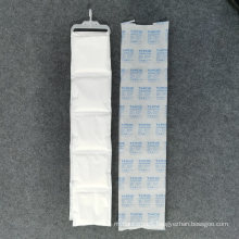 1000g Dry Pole Container Desiccant for Shipping/Moisture Absorbing Calcium Chloride Desiccant for Export