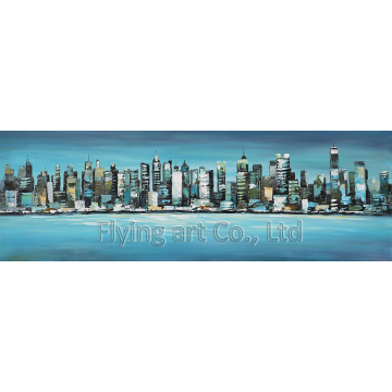 Aluminum Base Oil Painting (ZH3902A)