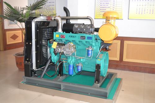 Weifang 4/6 Cylinder HF Brand Diesel Engines