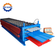 Double Layer Roof/Wall Press Roll Form Machines