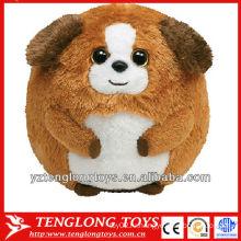 2014 новый тип собака форме ребенка плюшевых животных мяч игрушка
