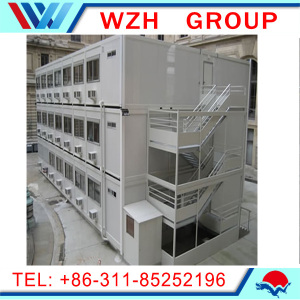 Fast Produced Container House Dormitory
