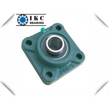 "4-Bolt Square Flange Ucf 1-15/16"", 2"", 2-1/8"" Pillow Block Bearing"