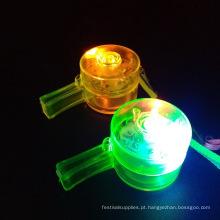 apito lanterna de campismo