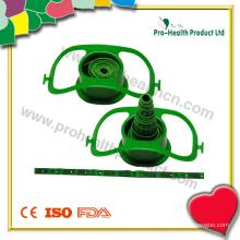 Torniquete descartável sem látex com suporte (PH1175)