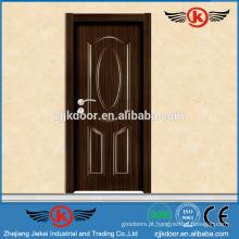 JK-MW9016 pele de porta de madeira revestida de melamina quente