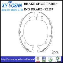 Freio de estacionamento da sapata de freio Toyota K2257