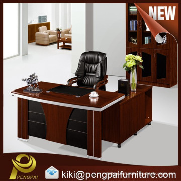 African hot selling model office table/desk 1.6m 1.8m modern design
