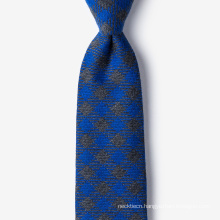 Create Your Own Brand Private Label Mens Silk Wool Neck Tie