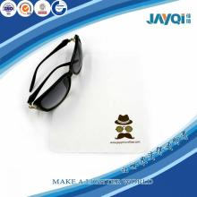 Microfibre Eyewear Cloth with Offest Printing