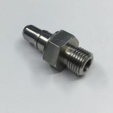 Precisión de torneado de acero inoxidable Theaded Inserts