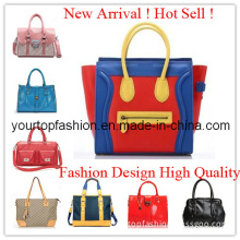 Newest Design Fashion Leather Ladies Handbags