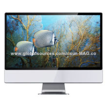 23.6-inch Smart Monitor with TV Function Optional, High-glossy Finish, VGA, HDMI, Audio Out