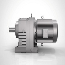 Helical Reducer Geared Motor R Series