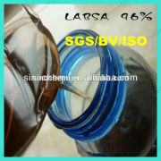 Best detergent Labsa 96%high purity/Linear Alkyl Benzene Sulfonic Acid