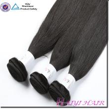 Qualidade superior de Aliexpress nenhum emaranhado nenhum derramamento de 100 tipos do Weave do cabelo humano de Malásia Remy