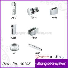A610S puerta móvil serie deslizante pantalla puerta rodillos