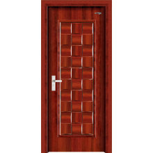 Wooden Steel Door
