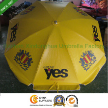 Customized Logos Advertising PVC Beach Umbrella with Tilt (BU-0048TP)