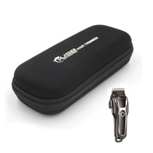 customized portable eva storage case for hair trimmer