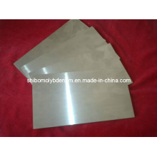 Polished Tungsten Plates for Sapphire Crystal Growing