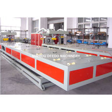 Пластик ПВХ Раструбовочная машина для производственной линии трубы