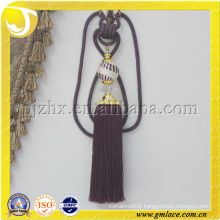 Polyester Tassel of Home Decor,Decorative Tassel Stock