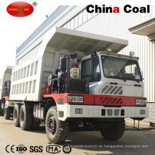 China Camión pesado del volquete de la explotación minera de 70 toneladas (WD615.47T2)