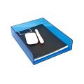 Акриловый лоток для штабелирования писем, цветной