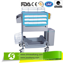 Luxury ABS Transfer Trolley for Medical Use