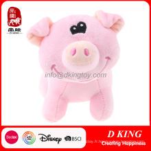 Peluches de porc jouets peluches