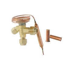 Válvulas de expansão sensíveis à temperatura (válvulas de injeção de líquido)
