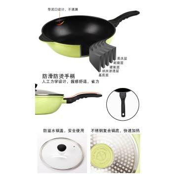 die casting health and safety gating design grill pan