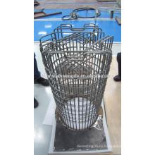 Вольфрамовый нагреватель для птичьей клетки для вакуумной или газовой защиты высокотемпературной печи