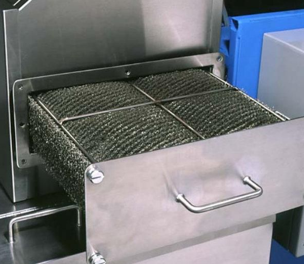 Gas-Liquid Wire Mesh Demister