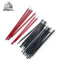 7001 series telescopic camping anodized aluminum tent extension pole