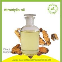 Medicina china aceite atractylis aceite 100% puro
