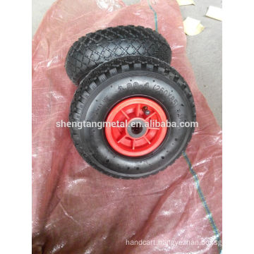 rubber wheel tyre with pneumatic