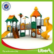Lala Wald Serie Fabrik Preis Outdoor Spielplatz Ausrüstung mit GS Zertifikat Qualität gesichert
